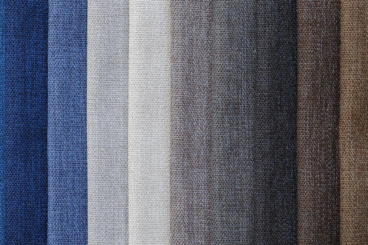 Cómo elegir las telas para decorar tu nueva casa